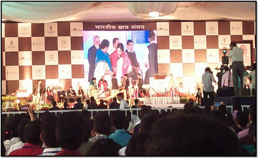 11_Bhartiya_Chhatra_Sangh_participation