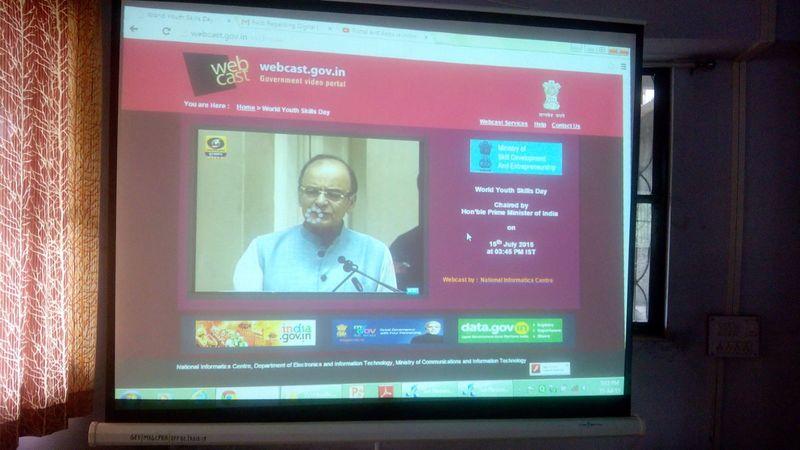1 Digital India World youth skill Day 1 (3)