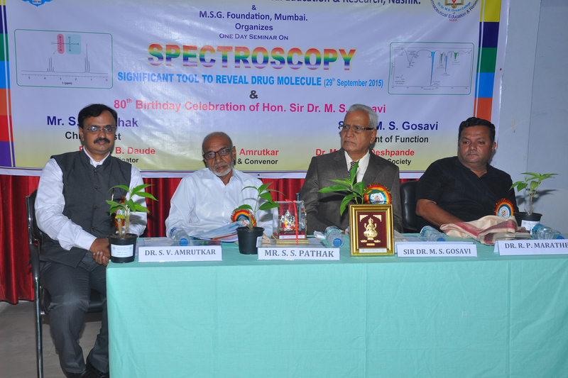 12 SEMINAR on SPECTROSCOPY
