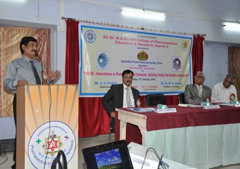 30 SEMINAR ON NDDS INNOVATION IN PHARMACEUTICAL SCIENCES 1 (1)