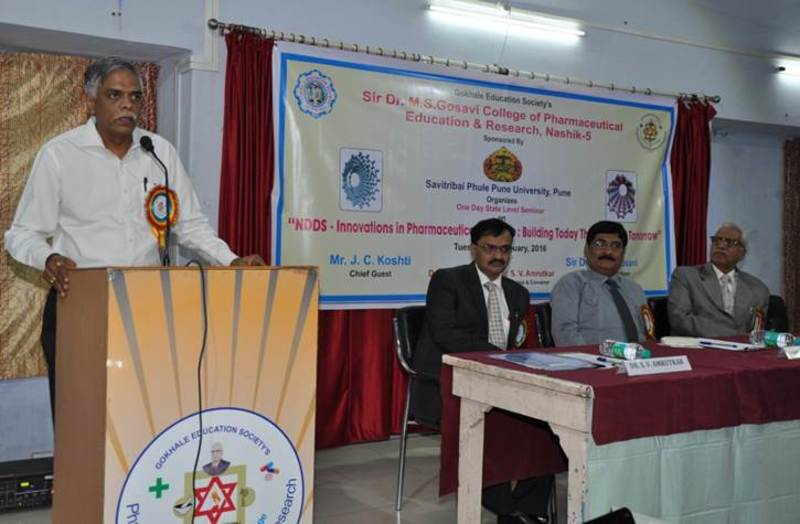 30 SEMINAR ON NDDS INNOVATION IN PHARMACEUTICAL SCIENCES 1 (2)