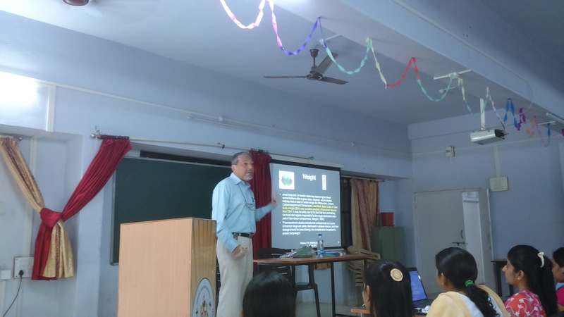 9 GUEST LECTURE Dr. Ravindra R. P